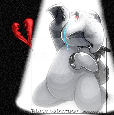 Black Valentines Blog