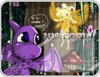 Purple shoyru Blog